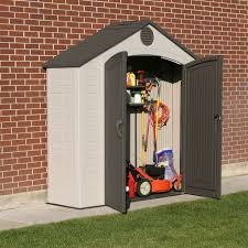 Lifetime 10x8 Shed Assembly by Lifetime 8 X 2 5 Ft Garden And Tool Storage Shed Walmart Canada