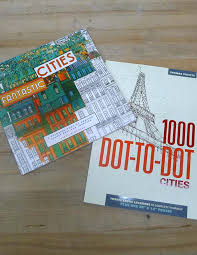 Fantastic Cities By Steve McDonald 1000 Dot To Thomas Pavitte 22 Each And Both Available At Our Parkdale Kensington Locations
