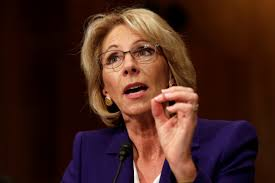 Ky Labor Cabinet Office Of Workplace Standards by Devos Moves Closer To Confirmation As Education Secretary Pbs