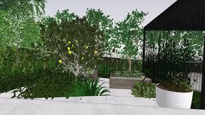 100 Davies Landscaping Tim Attadale Landscape Design Flythrough YouTube