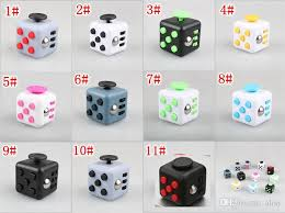Newest Fidget Cube The Best Quatity WorldS First American Decompression Anxiety Toys Via Dhl Custom Stress Toy Reliever Products From Alisy