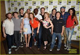 Halloween Town Cast 2015 by Heroes Reborn U0027 Comic Con 2015 Trailer Debuts Watch Now Photo