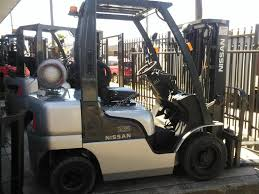 100 Nissan Lift Trucks Used PL02A25U Counterbalance Forklifts In Fairfield NSW