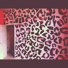 best 25 cheetah print walls ideas on pinterest cheetah print