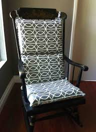 48 best rocking chair cushions images on pinterest rocking chair