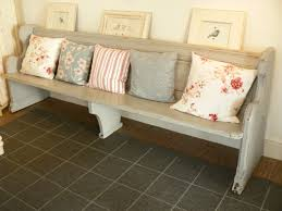 Stackable Church Chairs Uk by Church Pew Corner Bench For My Built In Kitchen Banquette