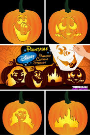 Jack Skellington Pumpkin Stencil by Best 25 Disney Pumpkin Carving Ideas On Pinterest Disney