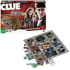 Click To Order CLUE Harry Potter From Amazon
