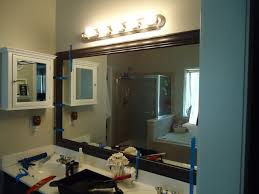 Diy Vanity Table Mirror With Lights by Furniture Bathroom Vanity Cabinet With Sink And Black Wooden