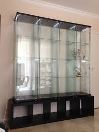 Ikea Detolf Cabinet Light by Display Cabinets Shelves Dragonball Figures Toys Gashapons