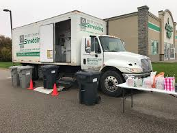 100 Shred Truck CU Forward Day Was A Success For Coop Credit Union Coop Credit