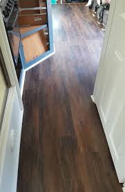 Lowes Peel And Stick Vinyl Plank Flooring Installation For RV | Peel ...