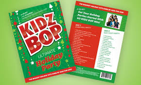 Kidz Bop Halloween Hits by Kidz Bop Ultimate Holiday Party 2 Cd Set With 40 Songs Groupon