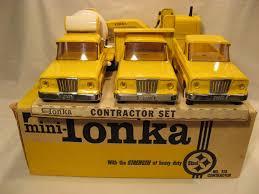 100 Tonka Mini Trucks MACH5 Pinterest Toys Toy Trucks And 70s Toys