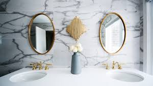 marmor bringt hohe ästhetik ins luxuriöse badezimmer