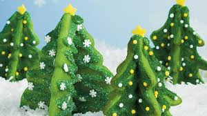 Sugar Cookie Trees Recipe