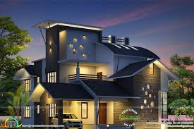 100 Unique House Architecture Model House Architecture Kerala Home Design