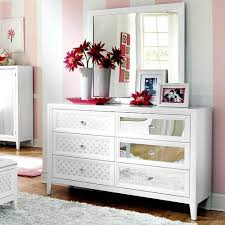 6 Drawer Dresser With Mirror by 6 Drawer Dresser With Square Mirror Impressions Youth By
