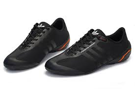 Adidas Porsche Design Sports P5000 Men shoes Black Orange $112 50