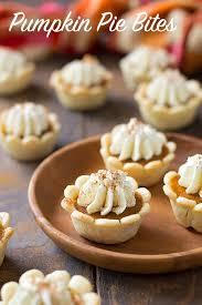 Bake Pumpkin For Pies by Mini Pumpkin Pies Lil U0027 Luna