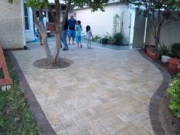 Gorgeous Pavers For Patio Residence Remodel Suggestion How To Lay