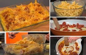 la recette du gratin de pâtes au chorizo la recette