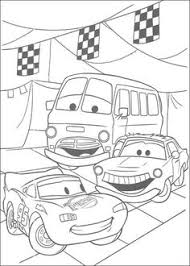 Lightning McQueen Prepares For Racing Coloring Page From Disney Cars Category Select 27252 Printable Crafts Of Cartoons Nature Animals