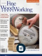 fine woodworking 232 2013 pdf