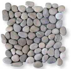 1 qm kieselstein nature stein ambiente de