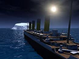 Minecraft Titanic Sinking Map by Titanic Sinking Map