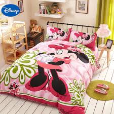 Minnie Mouse Bedroom Decor by Compare Prices On Single Minnie Mouse Bedding Online Shopping Buy