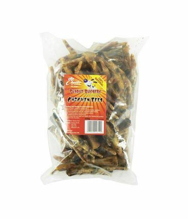 Plaque Busters - Chicken Feet 500g