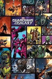 PP33517 Guardians Of The Galaxy Comics