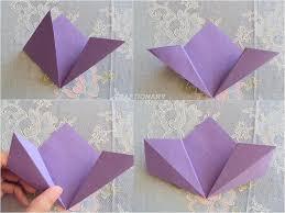 Box Flower Origami