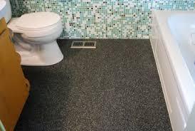 rubber floor tiles for bathrooms akioz
