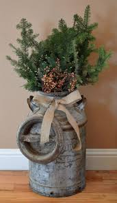 21 Rustic Christmas Decorations Keep It Simple