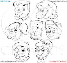 HD Desktop Wallpapers Free Coloring Pages Family Members Gnaccom
