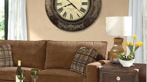 Living Room Wall Clock Decorative Clocks For With Walls Decor Including Gallery Picture