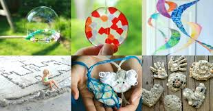 100 Summer Crafts And Activities For Kids Header Collage