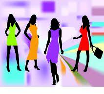 Fashion Shows Clipart And Stock Illustrations 18139