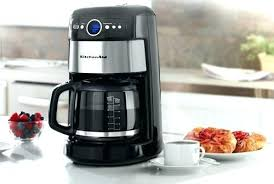 Kitchenaid Coffee Maker Manual Images Gallery