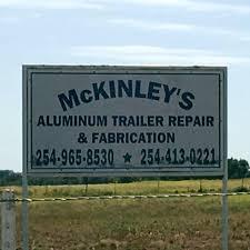 100 Stephenville Truck And Trailer Mckinleys Trailer Repair Service Professionnel