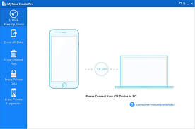 Delete Private Data on iPhone 7 6S 6 Permanently