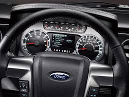 100 Ford Truck Apps Dashboard F150 HarleyDavidson 2010