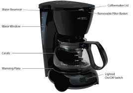 Mr Coffee 4 Cup Maker TF5099