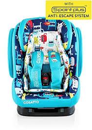 siege auto cosatto cosatto hug grp 123 isofix anti escape car seat cuddle 2