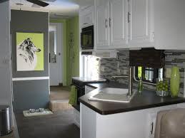 Modern Rv Camper Kitchen Design