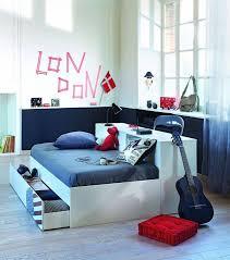chambre pour ados chambre ado fille garçon york londres rock côté maison