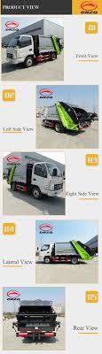 4*2 Electric Garbage Truck,Used Truck Garbage Compactors,Garbage ...