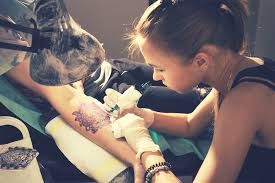 We All Know That Whether Its Big Or Small Tattoos Hurt But An Experienced Tattooist Is Ready With His Strategy To Deal The Pain Factor Involving